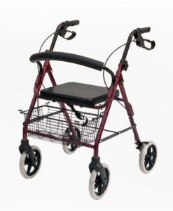 Περιπατητήρας Τροχήλατος Rollator 0809175 Mobiakcare - Roi Medicals