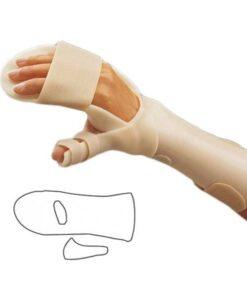 Θερμοπλαστικός πηχεοκαρπικός νάρθηκας άκρα χειρός MB 2.2-Roi Medicals
