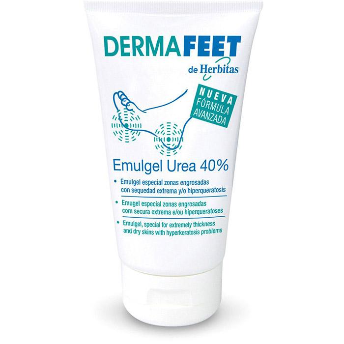 Κρέμα προστασίας ποδιών Urea 40% Derma Feet (60 ml)-Roi Medicals