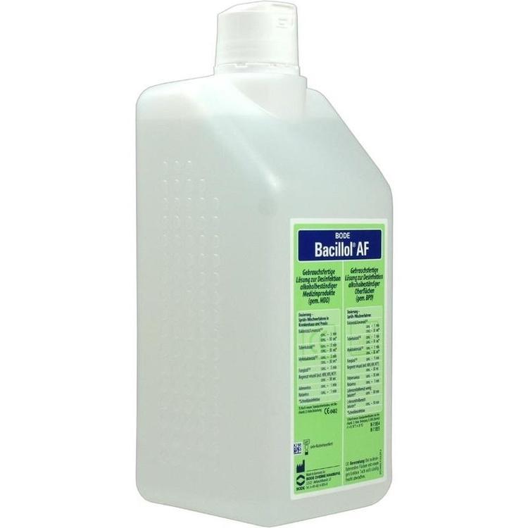 Bacillol AF υγρό αποστείρωσης επιφανειών (1lt) 975071- Roi Medicals