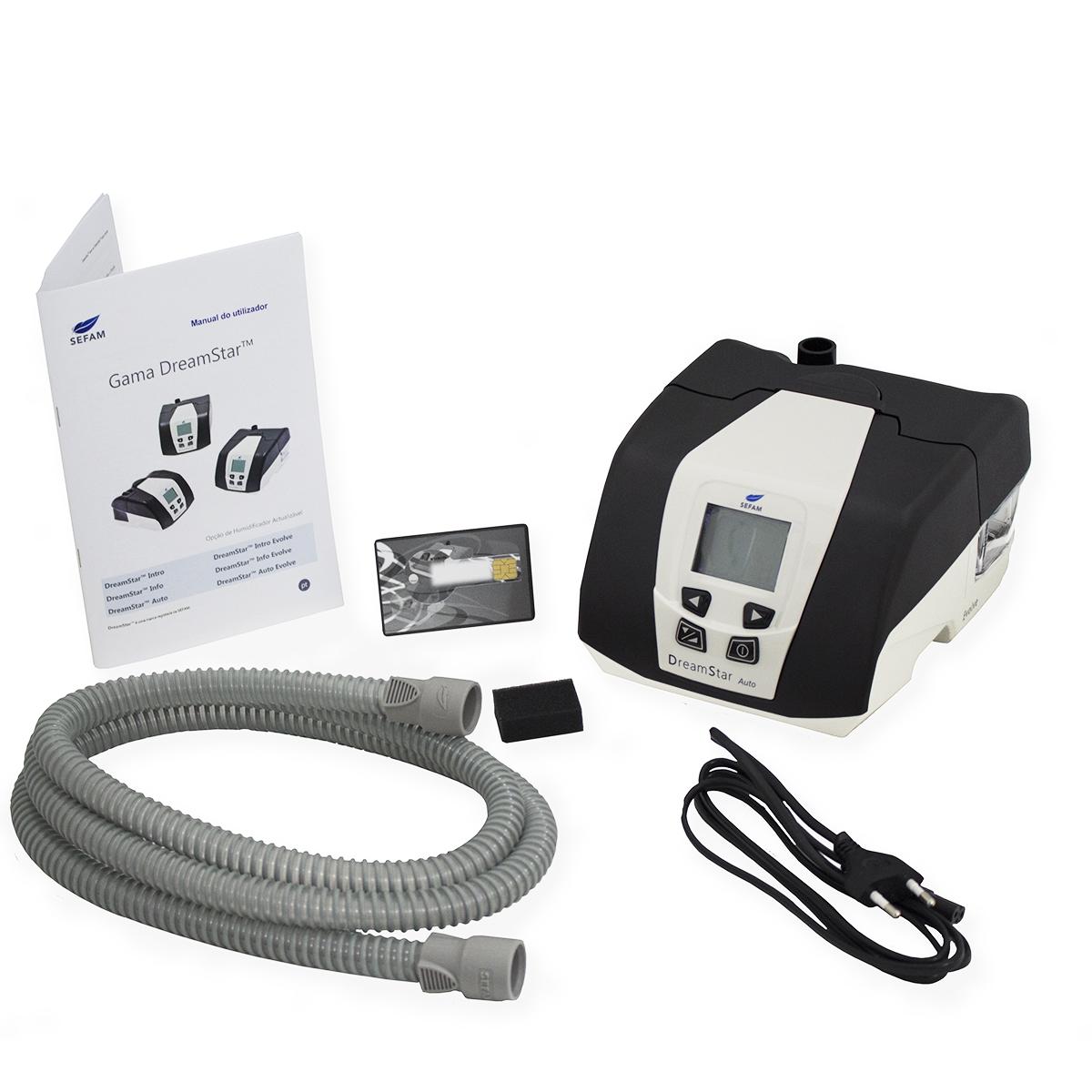 Cpap DreamStar Auto συσκευή άπνοιας 0811000 - Roi Medicals