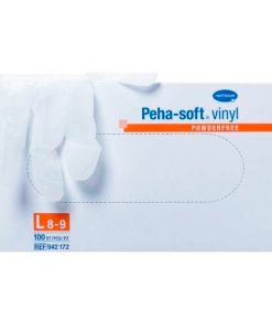 Γάντια Peha-Soft Vinyl Powderfree Hartmann - Roi Medicals