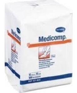 Μη αποστειρωμένη γάζα Medicomp- Roi Medicals