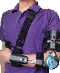 Νάρθηκας αγκώνα τηλεσκοπικός 0808307 - Roi Medicals