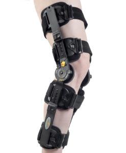 Νάρθηκας μηροκνημικός λειτουργικός με γωνιόμετρο -Roi Medicals