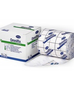 Omnifix elastic αυτοκόλλητο κάλυμμα Hartmann 10x10cm - Roi Medicals