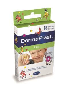 Hartmann DermaPlast kids παιδικό επίθεμα (2τμχ-2μεγεθη )- Roi Medicals