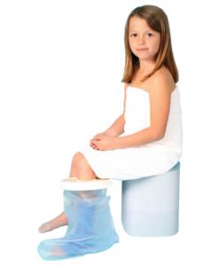 Κάλυμα τραυμάτων παιδικό αδιάβροχο για το πόδι DynaSeal-Roi Medicals