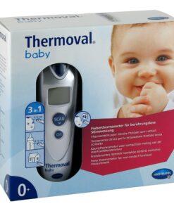 Ηλεκτρονικό ΘερμόμετροHartmann Thermoval Baby Sense-Roi Medicals