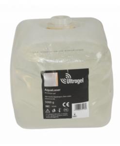 Ζελέ υπερήχων Aquasound Gel 5 lt και ένα μπουκάλι 260g-Roi Medicals