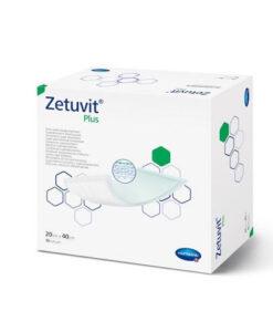 Zetuvit Plus επίθεμα Hartmann 10x10cm (1 τμχ) 413710 - Roi medicals