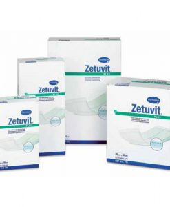 Hartmann Zetuvit Plus επίθεμα 10cm x 20cm (1 τμχ) - Roi Medicals