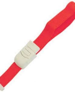Ζώνη αιμοληψίας (κόκκινο ή μπλέ) 1 τεμάχιο - Roi Medicals