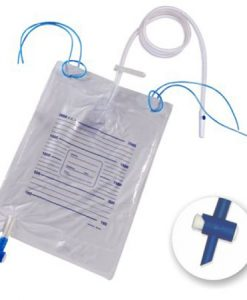 Ουροσυλλέκτης κλίνης αποστειρωμένος με κανούλα - Roi Medicals