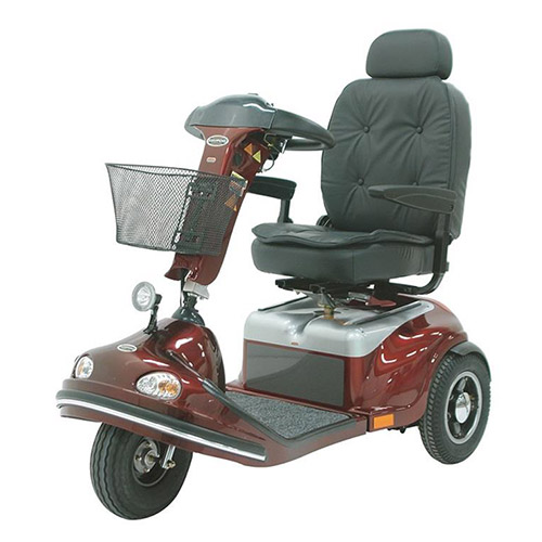 Αμαξίδιο ScooterAlluri ηλεκτροκίνητο( Shoprider) - Roi medicals