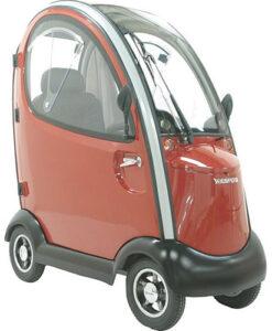 Ηλεκτροκίνητο αμαξίδιο Maxi cap shoprider - Roi Medicals