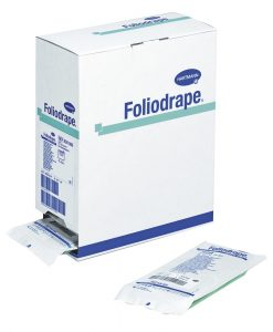 Foliodrape χειρουργικά πεδία HARTMANN 45x75 cm - Roi Medicals