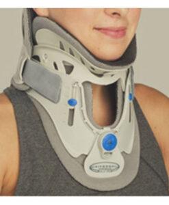 Κηδεμόνας αυχενικός XTW BOA με extra pads - Roi Medicals