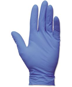 MEDIC-DENT γάντια νιτριλίου μπλέ χωρίς πούδρα - Roi Medicals