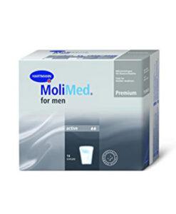 Επιθέματα ανδρικής ακράτειας Molimed Hartmann - Roi Medicals