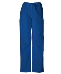 Ανδρικό παντελόνι μπλε με ελαστική μέση-κορδόνι cherokee-Roi Medicals