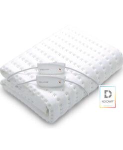 Ηλεκτρική κουβέρτα διπλή Eco Fleece Wellcare 140x150 - Roi Medicals