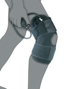 Κρυοθεραπεία και ψυχρή συμπίεση γονάτου και αγκώνα-Roi Medicals