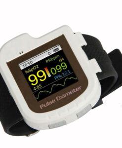 Οξύμετρο καρπού ρολόι με καταγραφή My-SPO2 Watch -Roi Medicals