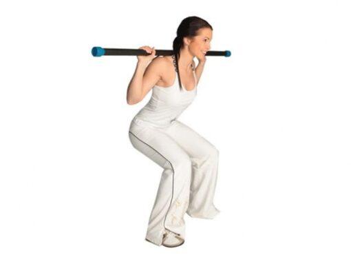 Μπάρα αερόβιας γυμναστικής 2 Kg fitness - Roi Medicals
