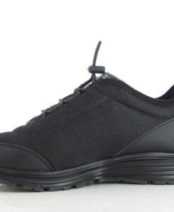 Επαγγελματικό ανδρικό παπούτσιΜαύρο James Oxypas-Roi Medicals