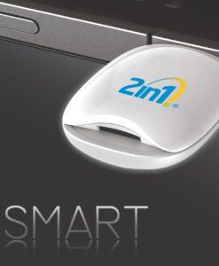 Σύστημα μέτρησης-παρακολούθησης σακχάρου 2in1 SMART-Roi Medicals