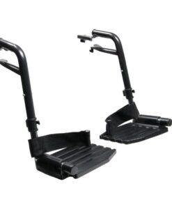 Ανταλλακτικό υποπόδιο δεξιό αναπηρικών αμαξιδίων - Roi Medicals