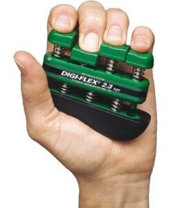 Εξασκητής δακτύλων Digi-Flex πράσινο μέτριο 0811463-Roi Medicals