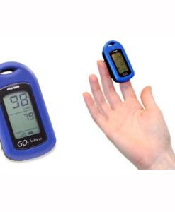 Οξύμετρο δακτύλου Nonin GO2 9570 GO2 μπλέ - Roi Medicals