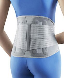 Ζώνη οσφύος OppO LUMBAR SUPPORT 2366 Large - Roi Medicals