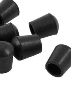 Ανταλλακτικό παπουτσάκι medium μαύρο 1,6cm - Roi Medicals