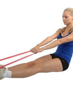 Λάστιχο γυμναστικής MSD–BAND LOOP κόκκινο Alphacare - Roi Medicals
