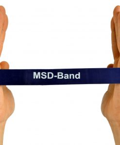 MSD–BAND LOOP μπλέ λάστιχο γυμναστικής Alphacare-Roi Medicals