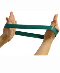 MSD–BAND LOOP πράσινο λάστιχο γυμναστικής Alphacare-Roi Medicals