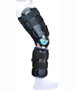 Νάρθηκας μηροκνημικός λειτουργικός με γωνιόμετρο - Roi Medicals
