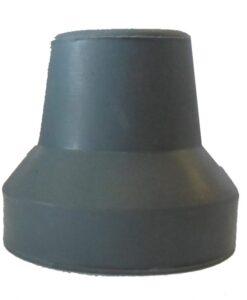 Ανταλλακτικό παπουτσάκι για μεταλλικά μπαστούνια 1,6cm-Roi Medicals