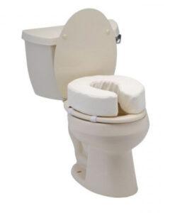 Μαξιλάρι ανυψωτικό τουαλέτας 10cm AC-535Β - Roi Medicals