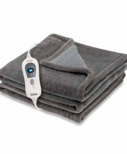Kουβέρτα ηλεκτρική Fleece Daga Softy μονή (150x100cm)-Roi Medicals