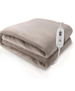 Kουβέρτα ηλεκτρική Daga Softy Plus διπλή (180x140) - Roi Medicals