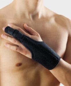 Νάρθηκας υποστήριξης μεσαίου δαχτύλου MEDIUM - Roi Medicals