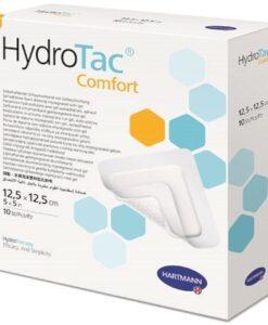 Hartmann HydroTac Comfort αφρώδες επίθεμα 12,5x12,5 cm-Roi Medicals