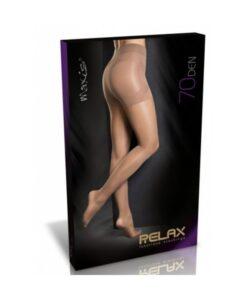 Καλσόν MAXIS RELAX 70 DEN Μπεζ - Roi Medicals