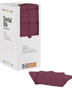 Οδοντιατρική πετσέτα SOFT-CARE (125 τμχ) ΜΠΟΡΝΤΩ - Roi Medicals