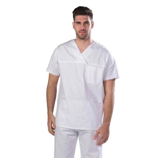 Στολή νοσηλευτών χιτώνιο unisex και παντελόνι unisex-Roi Medicals