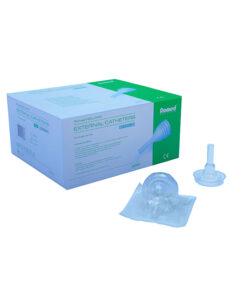 Εξωτερικός περιπεϊκός καθετήρας σιλικόνης ROMED - Roi Medicals